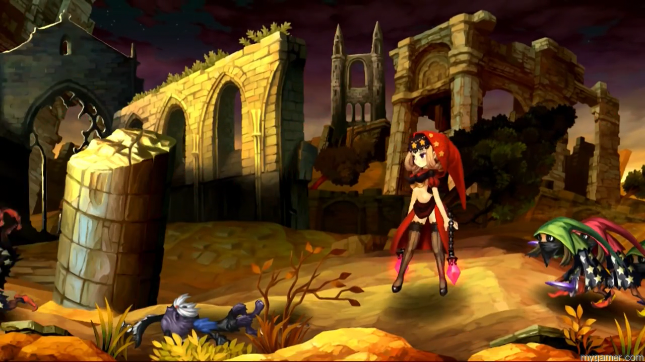 Odin Sphere Leif red odin sphere leifthrasir (ps4) review Odin Sphere Leifthrasir (PS4) Review Odin Sphere Leif red