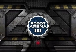 Robot Arena III Now Available on Steam Robot Arena III Now Available on Steam Robot Arean III banner 263x180