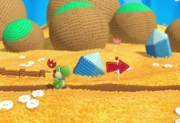 Mygamer Visual Cast Awesome Blast! Yoshi's Woolly World Mygamer Visual Cast Awesome Blast! Yoshi's Woolly World Yoshi Woolly WOrld 1 263x180