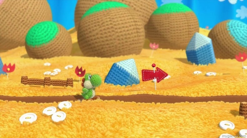Mygamer Visual Cast Awesome Blast! Yoshi's Woolly World Mygamer Visual Cast Awesome Blast! Yoshi's Woolly World Yoshi Woolly WOrld 1 790x444