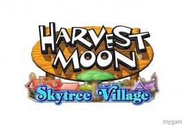 Check Out the Harvest Moon: Skytree Village Trailer Here Check Out the Harvest Moon: Skytree Village Trailer Here harvest moon skytree 263x180