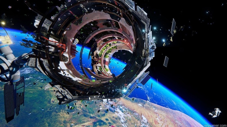 ADR1FT Floats Onto PS4 ADR1FT Floats Onto PS4 Adr1ft 790x444
