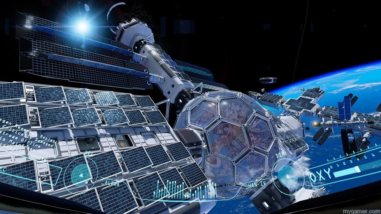 Adr1ft1 ADR1FT Floats Onto PS4 ADR1FT Floats Onto PS4 Adr1ft1