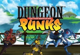 Dungeon Punks Out Now for X1 and PS4 With Vita and Steam Coming Soon Dungeon Punks Out Now for X1 and PS4 With Vita and Steam Coming Soon Dungeon Punks Banner 263x180