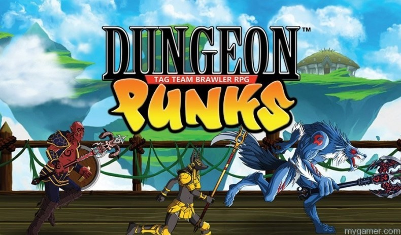 Dungeon Punks Out Now for X1 and PS4 With Vita and Steam Coming Soon Dungeon Punks Out Now for X1 and PS4 With Vita and Steam Coming Soon Dungeon Punks Banner 790x463