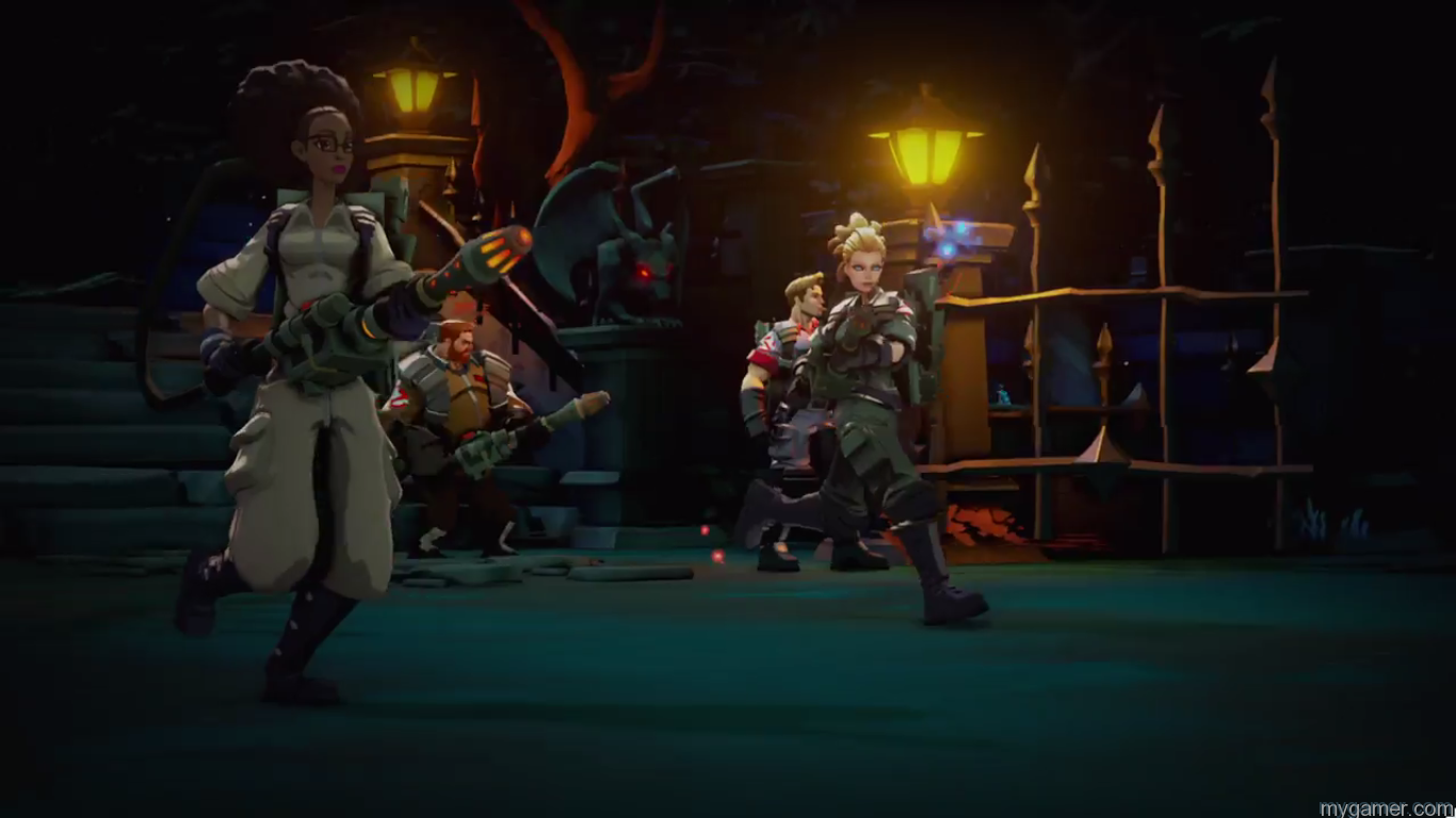 These playable characters are basically empty clones ghostbusters 2016 xbox one review Ghostbusters 2016 Xbox One Review With Stream Ghostbusters