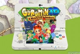 gurumin 3d: a monstrous adventure coming to 3ds this summer Gurumin 3D: A Monstrous Adventure Coming to 3DS This Summer Gurumin 3D Ann 263x180