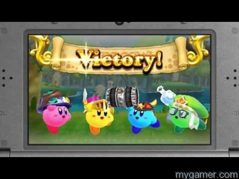 If you can find 3 buddies to team up with, do it.  Kirby: Planet Robobot 3DS Review Kirby: Planet Robobot 3DS Review Kirby Planet Robobot 4player