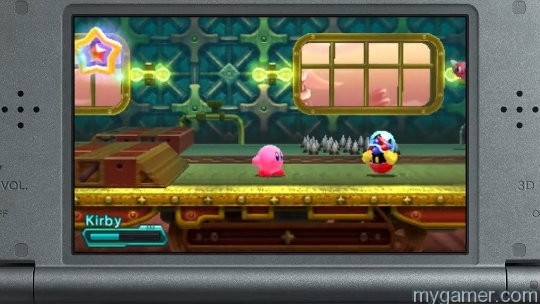 Dr. Mario and the Gameboy make cameos Kirby: Planet Robobot 3DS Review Kirby: Planet Robobot 3DS Review Kirby Planet Robobot pill