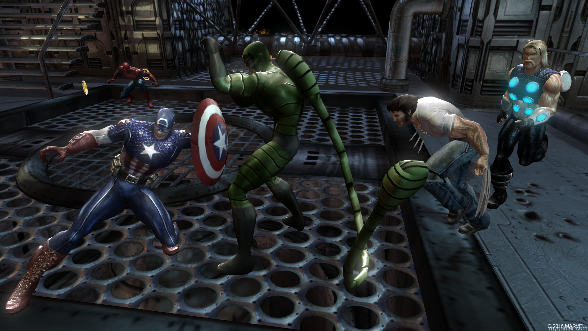 Marvel Ultimate Alliance_Screen 1 Both Marvel: Ultimate Alliance Games Are Now on PS4 and Xbox One Both Marvel: Ultimate Alliance Games Are Now on PS4 and Xbox One Marvel Ultimate Alliance Screen 1