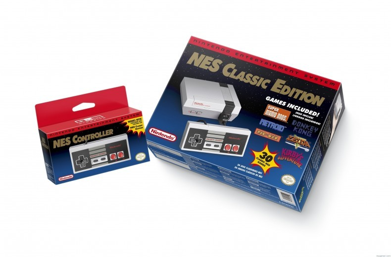 NES Classic Edition Coming in Nov and Loaded with 30 Great NES Games NES Classic Edition Coming in Nov and Loaded with 30 Great NES Games NES Classic Edition Box 790x520