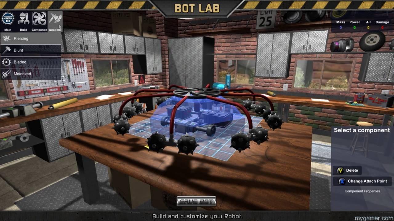 Robot Arena III sc1 Robot Arena III (PC) Review Robot Arena III (PC) Review Robot Arena III sc1