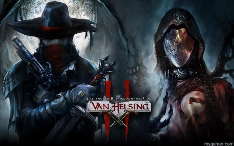 The Incredible Adventures of Van Helsing II  Now Available on Xbox One The Incredible Adventures of Van Helsing II Now Available on Xbox One The Incredible Adventures of Van Helsing II art rero 790x493