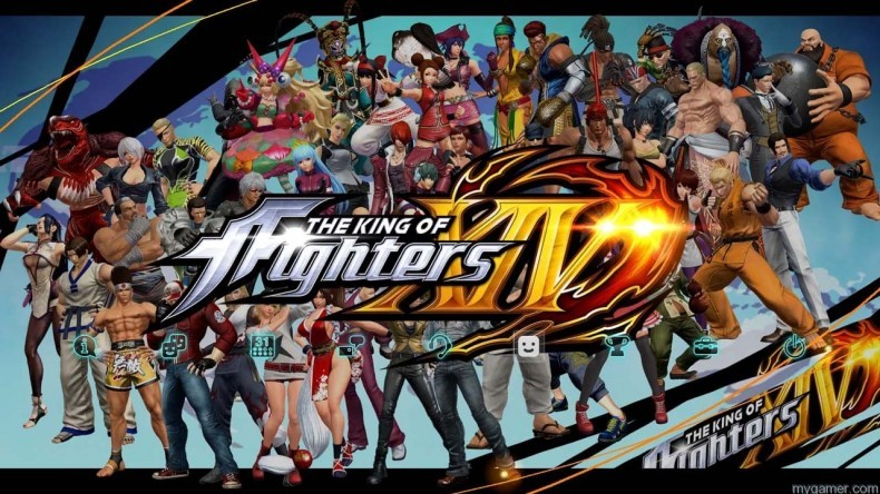 THE KING OF FIGHTERS XIV Demo Hits on July 19 And Comes With Free PS4 Theme THE KING OF FIGHTERS XIV Demo Hits on July 19 And Comes With Free PS4 Theme Theme 2 790x444
