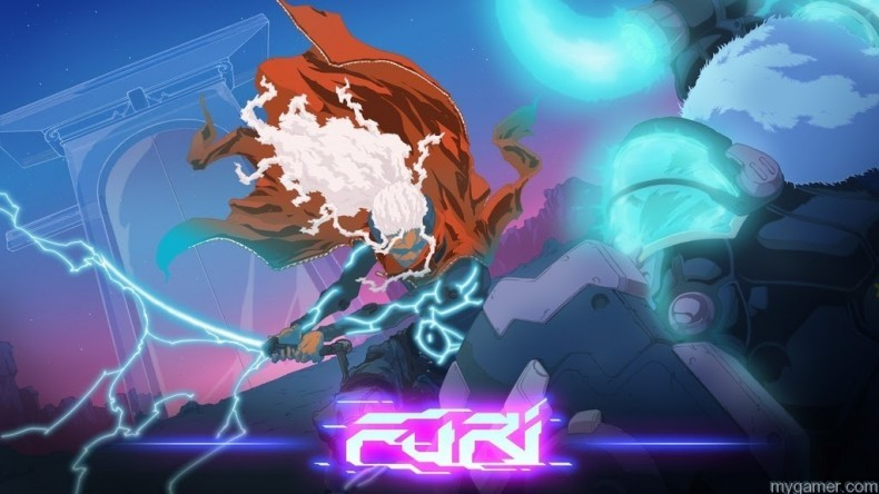 Mygamer Visual Cast Awesome Blast! Furi PC Mygamer Visual Cast Awesome Blast! Furi PC furi banner 790x444