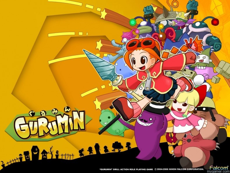 Mygamer Visual Cast Awesome Blast! Gurumin: A Monstrous Adventure PC Mygamer Visual Cast Awesome Blast! Gurumin: A Monstrous Adventure PC gurumin 790x593