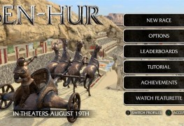 Mygamer Visual Cast Awesome Blast! Ben-Hur Xbox One Mygamer Visual Cast Awesome Blast! Ben-Hur Xbox One Ben Hur banner 263x180