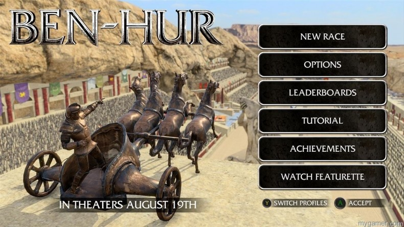 Mygamer Visual Cast Awesome Blast! Ben-Hur Xbox One Mygamer Visual Cast Awesome Blast! Ben-Hur Xbox One Ben Hur banner 790x444
