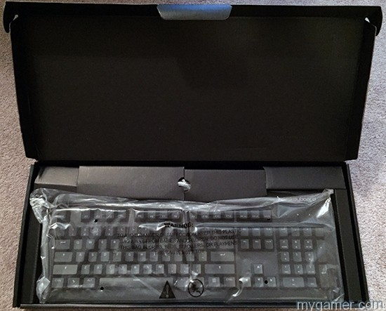 Ooooh... ahhhhh....  Das Keyboard Prime 13 Review Das Keyboard Prime 13 Review Das Keyboard Prime13 BoxOpen