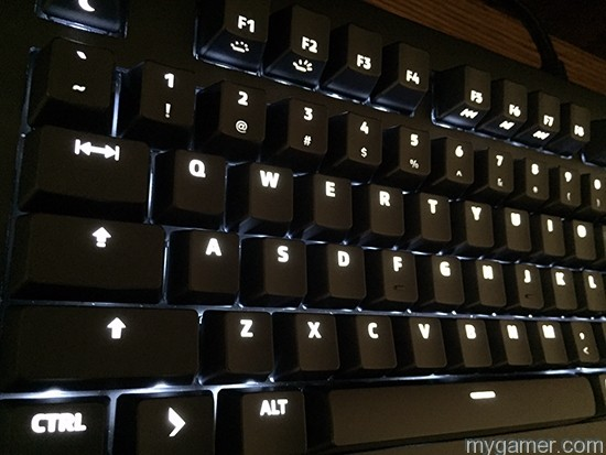 Now with light! Das Keyboard Prime 13 Review Das Keyboard Prime 13 Review Das Keyboard Prime13 Lit Up2