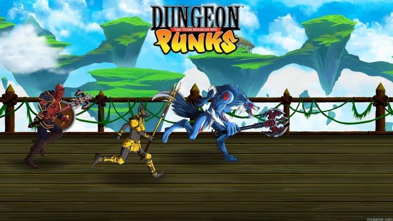 Dungeon Punks: Tag Team Brawler RPG Xbox One Review Dungeon Punks: Tag Team Brawler RPG Xbox One Review Dungeon PUnks Banner 790x444