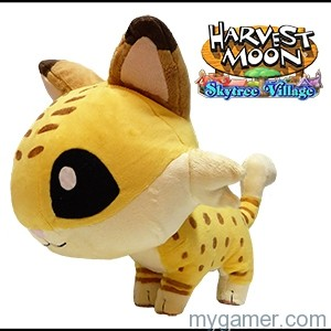 HMSV%20Bobcat  Harvest Moon: Skytree Village Bundled with Plushies HMSV20Bobcat