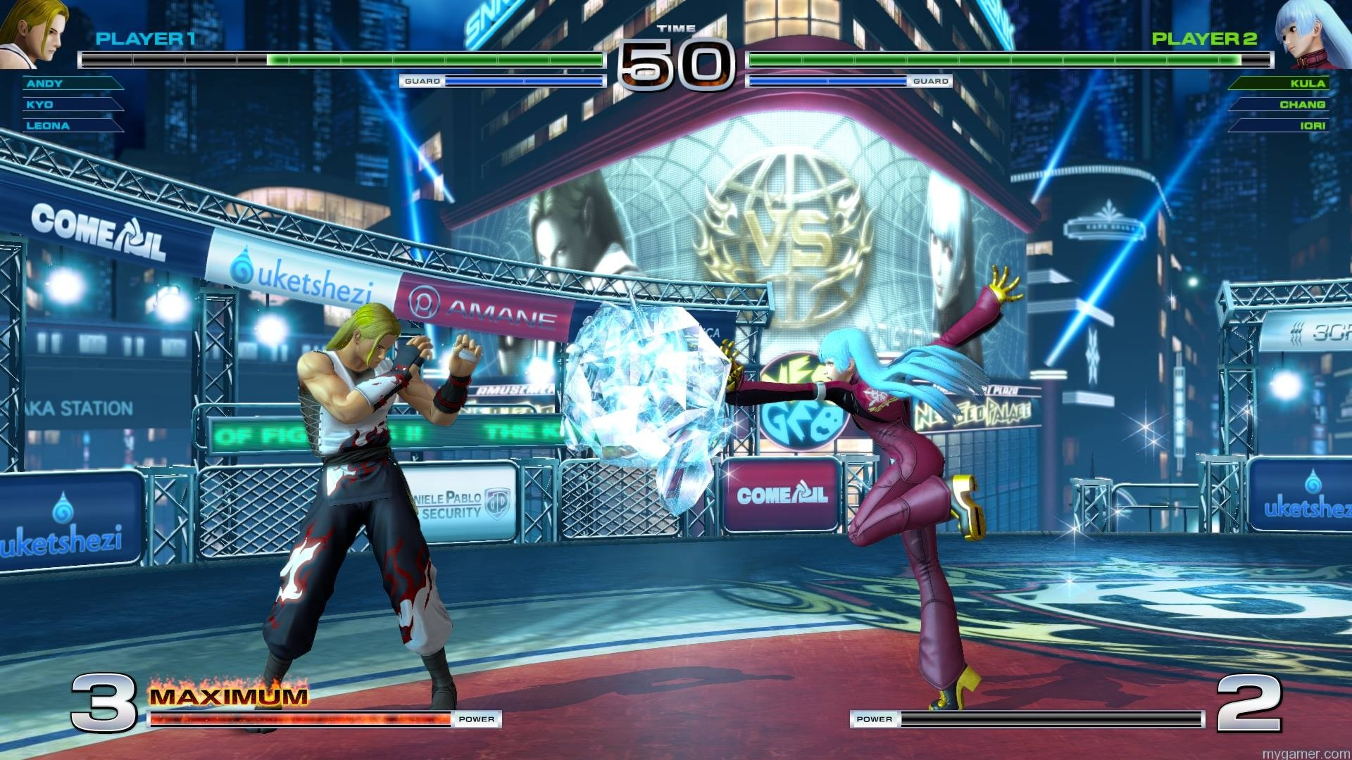 King-of-Fighter-XIV-TGS16 King of Fighters XIV PS4 Review King of Fighters XIV PS4 Review King of Fighter XIV TGS16