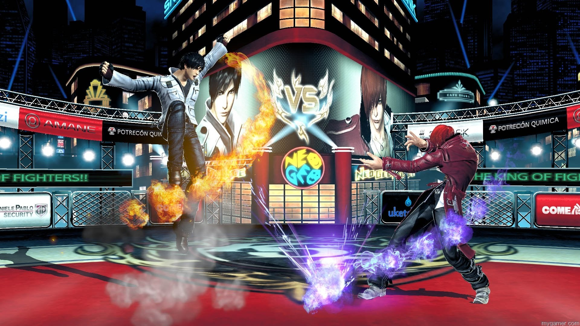 KoF XIV King of Fighters XIV PS4 Review King of Fighters XIV PS4 Review KoF XIV