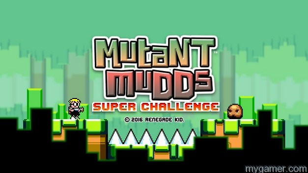 Mutant Mudds Super Challenge PC Review Mutant Mudds Super Challenge PC Review Mutant Mudds Super Challenge Banner
