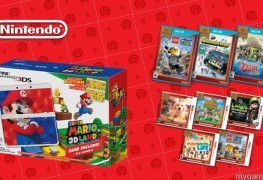 Nintendo Announces New 3DS Mario Bundle, Next Wave of Selects, and New amiibo Game Bundles Nintendo Announces New 3DS Mario Bundle, Next Wave of Selects, and New amiibo Game Bundles Nintendo Bundle 263x180
