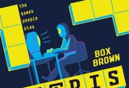 Tetris: The Games People Play (Visual Novel) by Box Brown Review Tetris: The Games People Play (Visual Novel) by Box Brown Review Tetris The Games People Play book 263x180