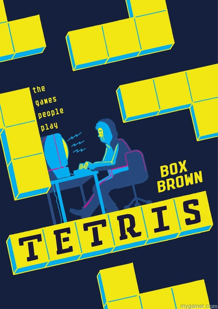 Tetris: The Games People Play (Visual Novel) by Box Brown Review Tetris: The Games People Play (Visual Novel) by Box Brown Review Tetris The Games People Play book