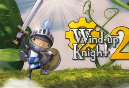 Wind-up Knight 2 Review (New 3DS) Wind-up Knight 2 Review (New 3DS) Wind Up Knight 2 263x180