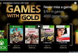 Xbox Live Games With Gold for September 2016 Announced Xbox Live Games With Gold for September 2016 Announced Xbox Live Games With Gold Sept2016 263x180