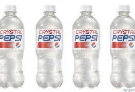 Gamer's Gullet – Crystal Pepsi 2016 Review Gamer's Gullet – Crystal Pepsi 2016 Review crystal pepsi 263x180
