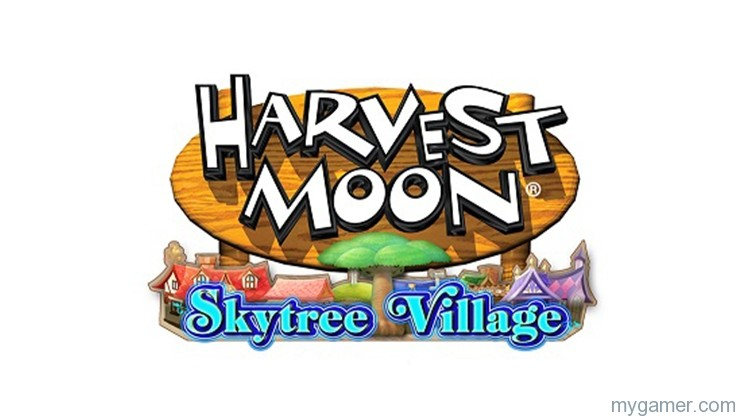 Harvest Moon: Skytree Village Bundled with Plushies Harvest Moon: Skytree Village Bundled with Plushies harvest moon skytree