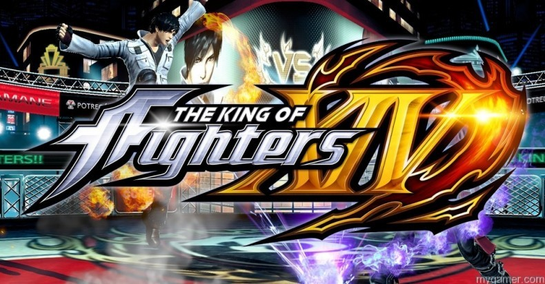King of Fighters XIV PS4 Review King of Fighters XIV PS4 Review kofxivlogo 790x412