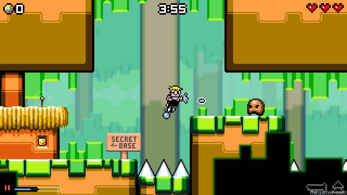 mutant_mudds_super_challenge Mutant Mudds Super Challenge PC Review Mutant Mudds Super Challenge PC Review mutant mudds super challenge