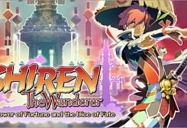 Shiren the Wanderer: The Tower of Fortune and the Dice of Fate Mygamer Visual Cast! Shiren the Wanderer: The Tower of Fortune and the Dice of Fate shiren wanderer art 052b8 263x180