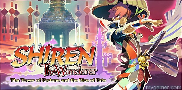 Shiren the Wanderer: The Tower of Fortune and the Dice of Fate Mygamer Visual Cast! Shiren the Wanderer: The Tower of Fortune and the Dice of Fate shiren wanderer art 052b8