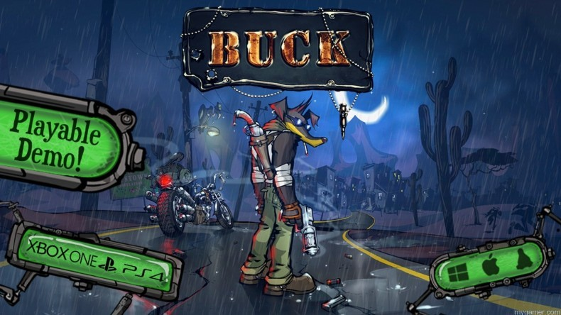Buck – Alpha Version Live Preview Buck – Alpha Version Live Preview Buck game 790x444