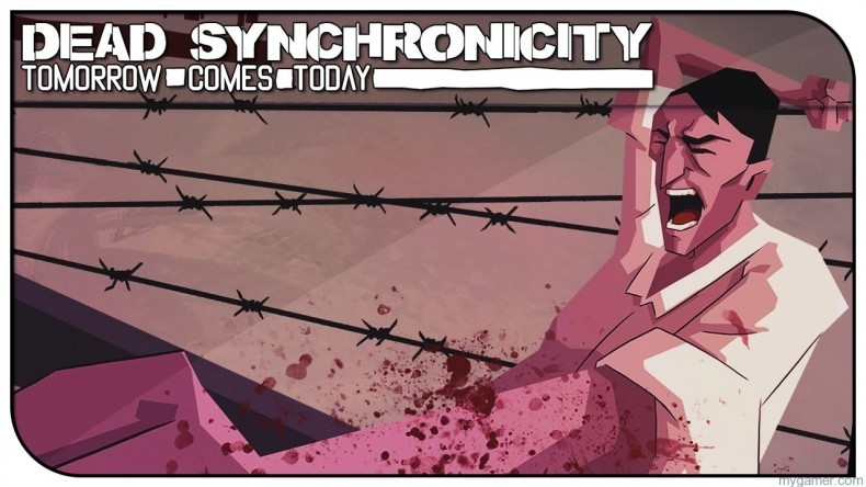 The Trailer for Dead Synchronicity Is Sort of Creepy The Trailer for Dead Synchronicity Is Sort of Creepy Dead Synchronicitybanner 790x444