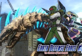 Earth Defense Force 4.1 The Shadow of New Despair Stream MyGamer Visual Cast – Earth Defense Force 4.1 The Shadow of New Despair Earth Def Force 41 263x180