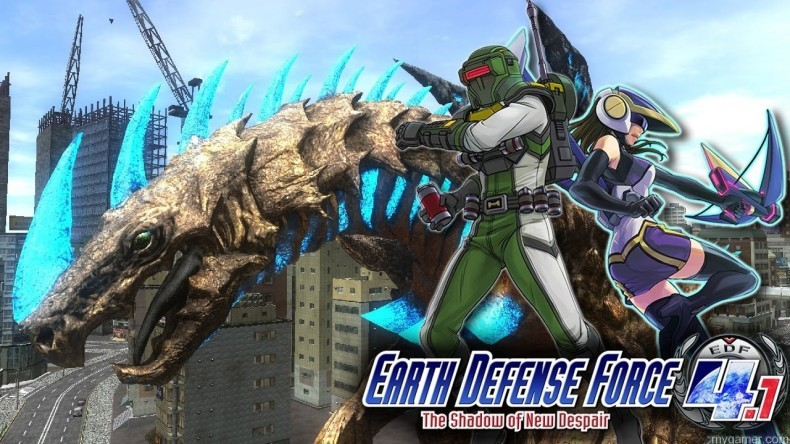 Earth Defense Force 4.1 The Shadow of New Despair Stream MyGamer Visual Cast – Earth Defense Force 4.1 The Shadow of New Despair Earth Def Force 41 790x444