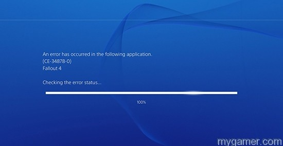 Have you ever had an update fail on you? Man, that is the worst!  You Know What Sucks… Day One Patches You Know What Sucks… Day One Patches Fallout4 error