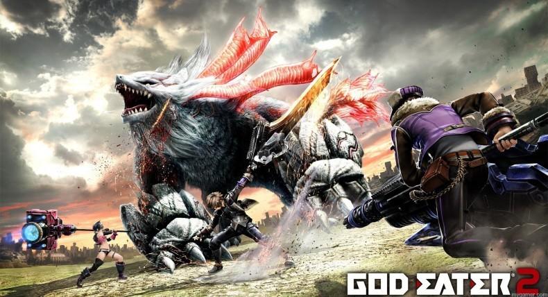 MyGamer Visual Cast - God Eater 2: Rage Burst MyGamer Visual Cast – God Eater 2: Rage Burst God Eater2 790x428