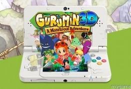 Gurumin 3D Price Announced With Free 3DS Theme Gurumin 3D Price Announced With Free 3DS Theme Gurumin 3D Ann 263x180