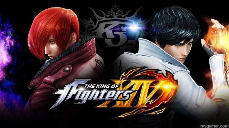 Mygamer Visual Cast! The King of Fighters XIV Mygamer Visual Cast! The King of Fighters XIV King of Fighters XIV 790x444