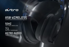 Astro Just Updated Their A50 Wireless Headset Astro Just Updated Their A50 Wireless Headset Astro A50 Updated BANNER 263x180