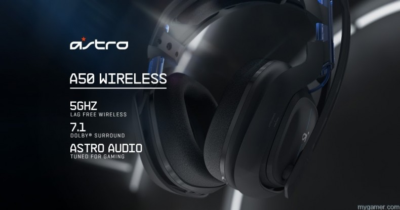 Astro Just Updated Their A50 Wireless Headset Astro Just Updated Their A50 Wireless Headset Astro A50 Updated BANNER 790x415
